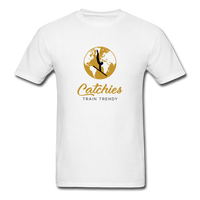 Catchies Globe Tee - white