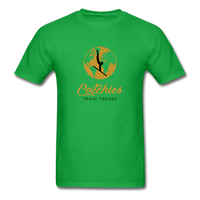 Catchies Globe Tee - bright green