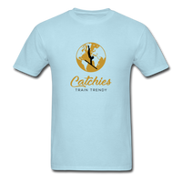 Catchies Globe Tee - powder blue