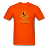 Catchies Globe Tee - orange