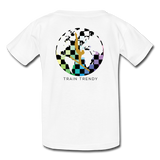 Kids Alley Oop Flip side tee - white