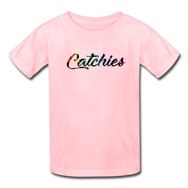Kids Alley Oop Flip side tee - pink