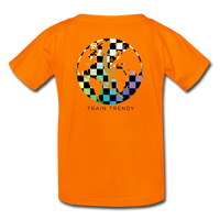 Kids Alley Oop Flip side tee - orange