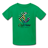 Kids' Alley Oop Globe Tee - kelly green