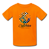 Kids' Alley Oop Globe Tee - orange