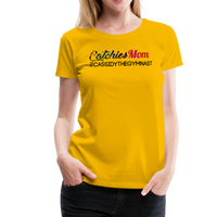 Women's Premium T-Shirt - sun yellow