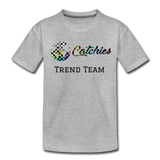Trend Team exclusive custom - heather gray