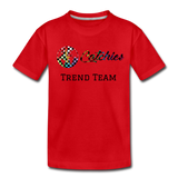 Trend Team exclusive custom - red