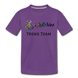 Trend Team exclusive custom - purple