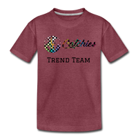 Trend Team exclusive custom - heather burgundy