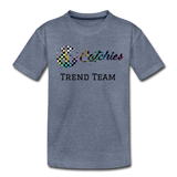 Trend Team exclusive custom - heather blue