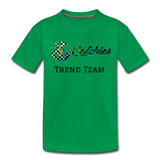 Trend Team exclusive custom - kelly green