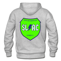 SLAC Adult Hoodie - heather gray