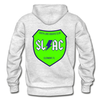 SLAC Adult Hoodie - light heather gray