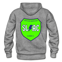 SLAC Adult Hoodie - graphite heather