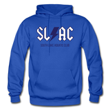 Adult Hoodie - royal blue