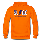 Adult Hoodie - orange