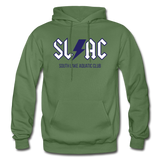 Adult Hoodie - military green