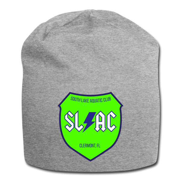 SLAC Jersey Beanie - heather gray