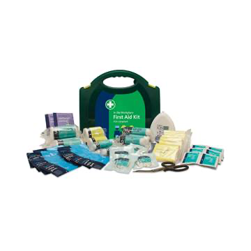 HSA 26-50 Person Workplace Kit in Integral Aura Box