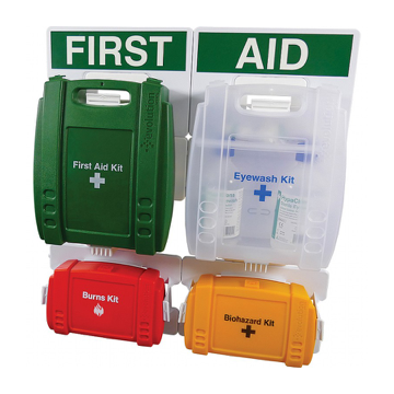 First Aid points