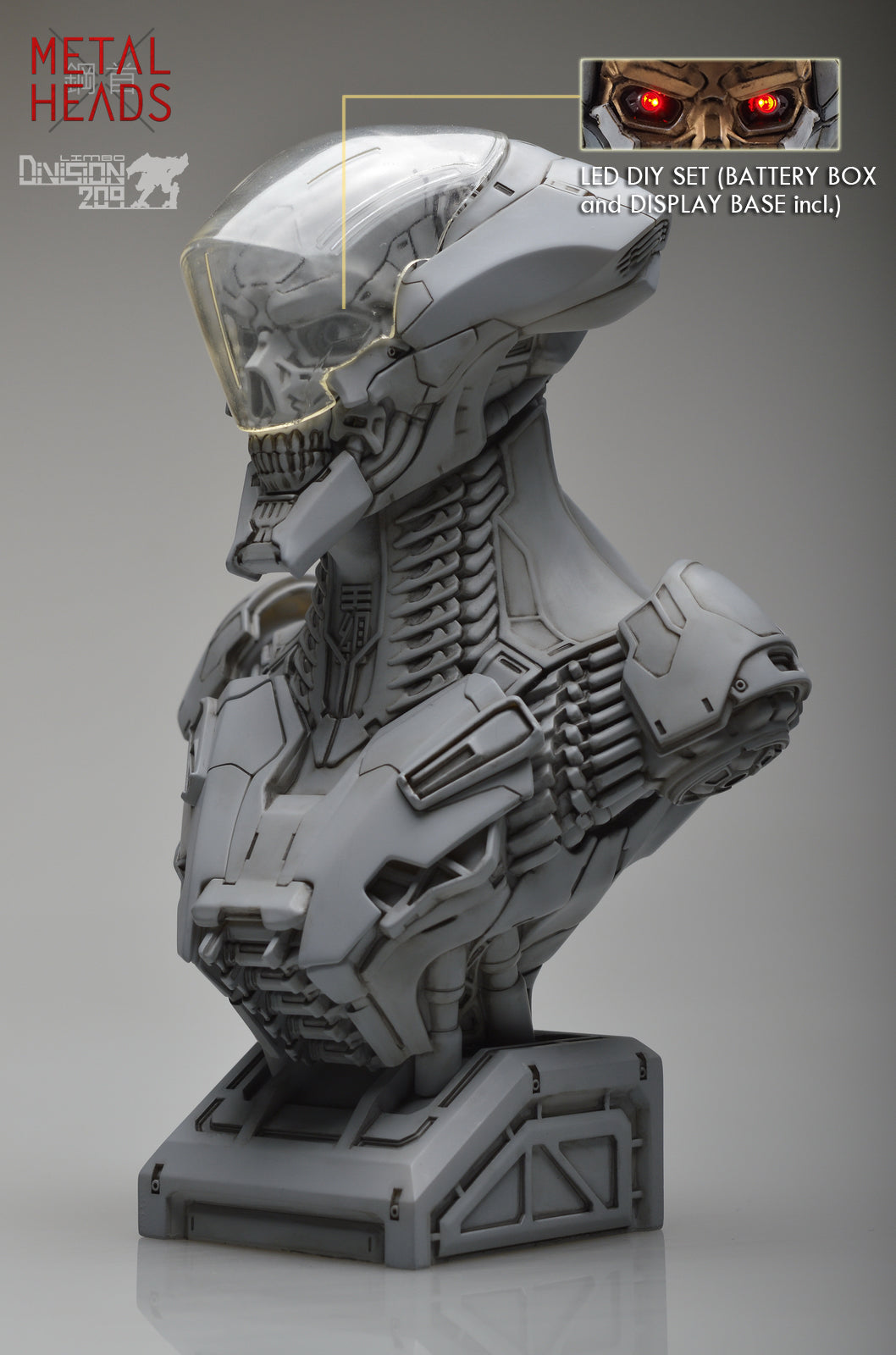 Metal Head 03 Model Kit