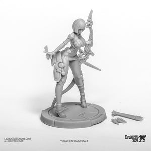 "Magnetic Archer ""Yuxian Lin"" 35mm (2nd Edition) Pre-order"