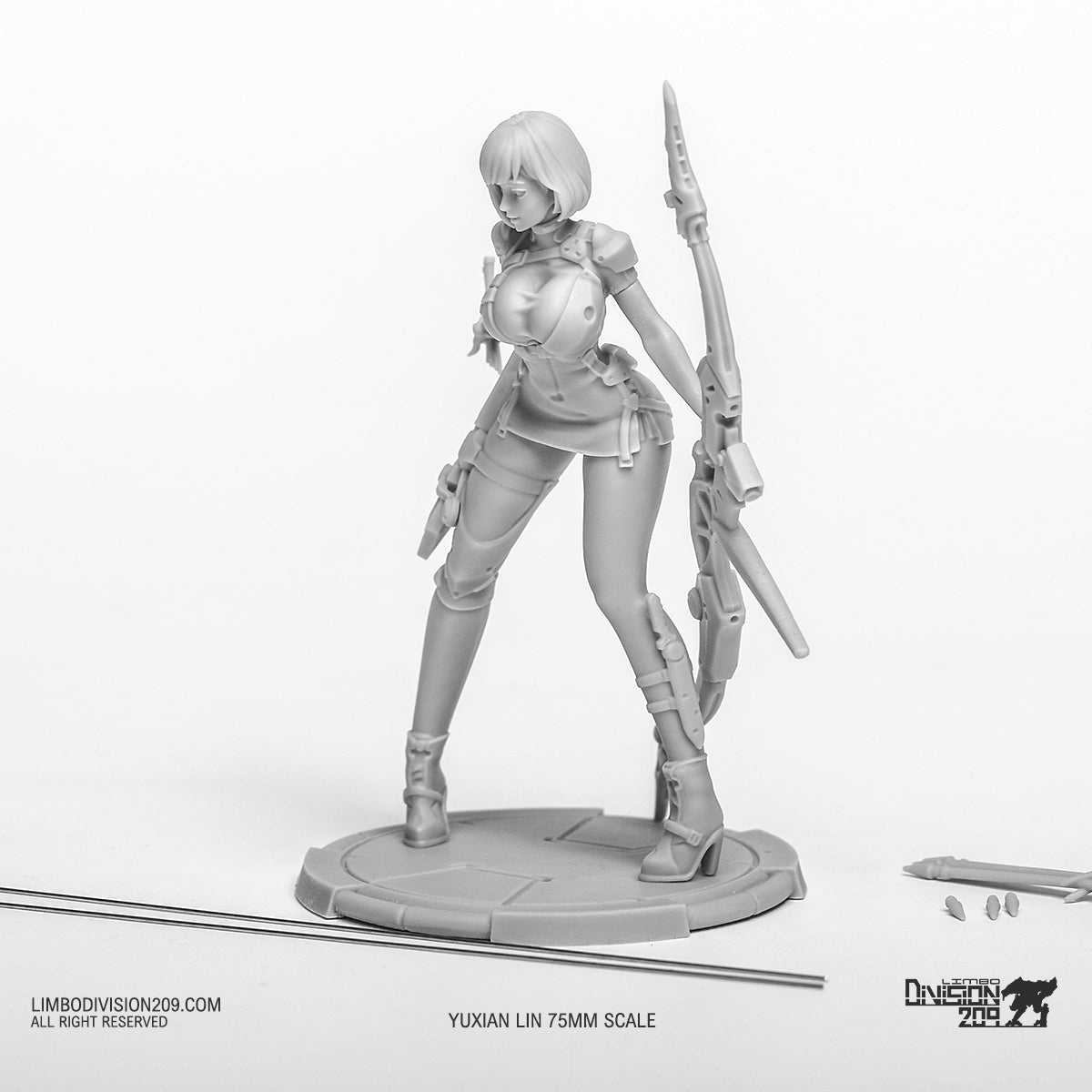 "Magnetic Archer ""Yuxian Lin"" 75mm (00175)"