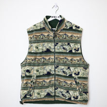 Load image into Gallery viewer, Vintage Fleece Vest