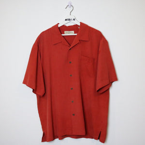 Vintage High Class Hotel Button Up - XL-NEWLIFE Clothing