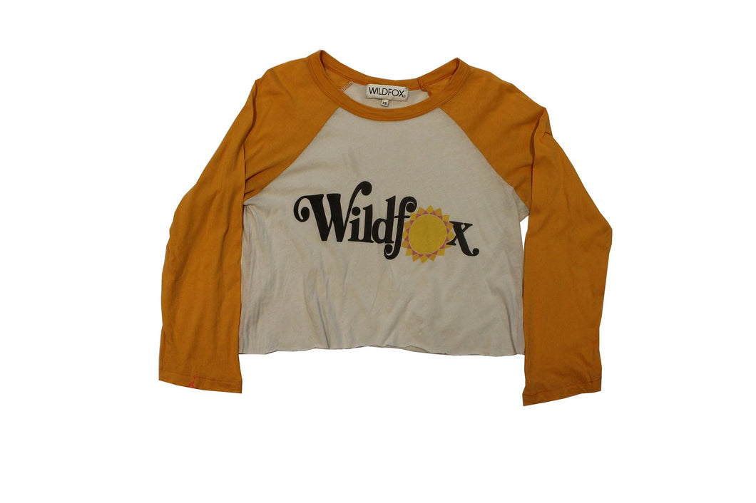 Wildfox Crop Top Reworked-NEWLIFE Clothing