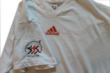Load image into Gallery viewer, 1999 Adidas Sevilla IAAF World Championship Shirt - M