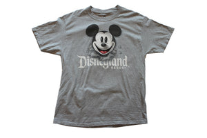 Mickey Mouse Jumping Through Tee