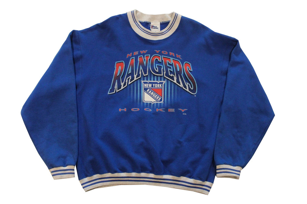 Vintage New York Rangers Crewneck