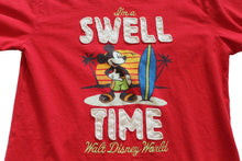 Load image into Gallery viewer, Swell Time Mickey Tee-NEWLIFE Clothing