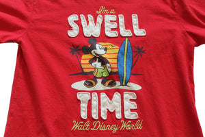 Swell Time Mickey Tee-NEWLIFE Clothing