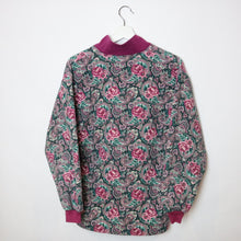 Load image into Gallery viewer, Floral Patterned Sweater - M-NEWLIFE Clothing
