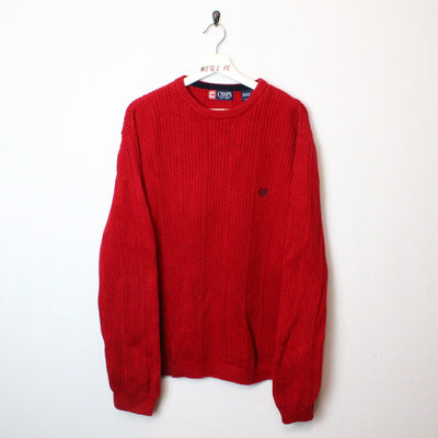 Vintage Chaps Cable Knit Sweater