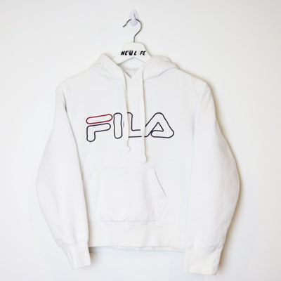 Fila Embroidered Hoodie - M-NEWLIFE Clothing