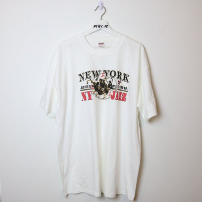 Vintage New York Jazz Shirt