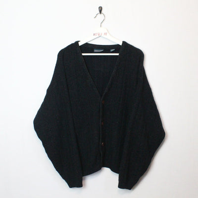 Vintage Knit Cardigan - L/XL-NEWLIFE Clothing