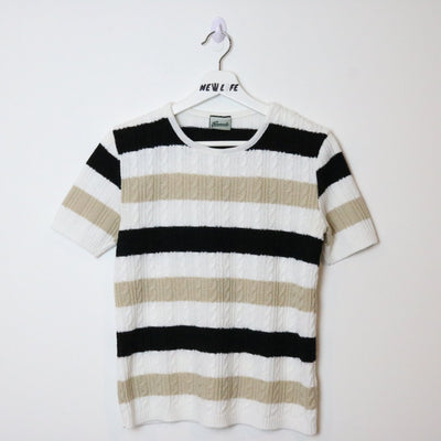 Vintage penmans striped sweater