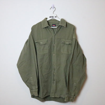 Vintage Button Up Shirt - XXXL-NEWLIFE Clothing