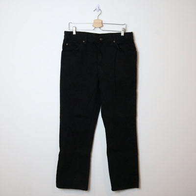 "Vintage GWG Denim Jeans - 34""-NEWLIFE Clothing"