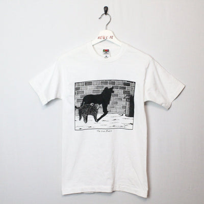 Vintage 90's The Lion Roars Nature Tee - XS-NEWLIFE Clothing