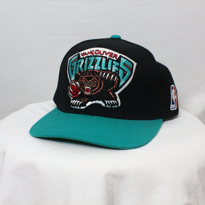 Vancouver Grizzlies Snap Back Hat - OS-NEWLIFE Clothing