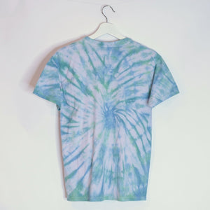 Reworked Tie Dye Tee - S-NEWLIFE Clothing