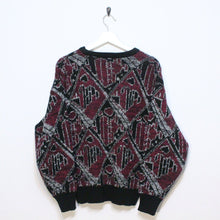 Load image into Gallery viewer, 90's Patterned Sweater-NEWLIFE Clothing