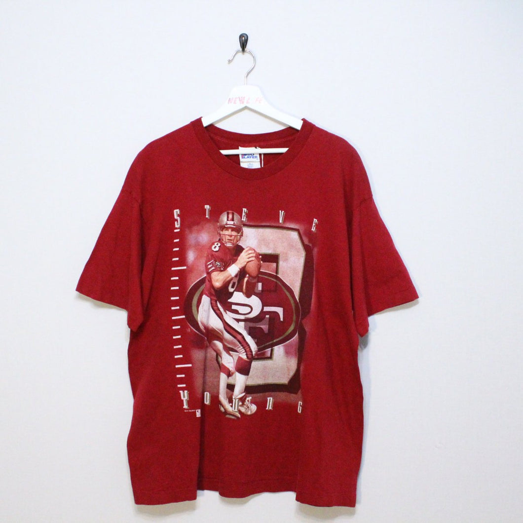 Vintage Steve Young Tee Shirt