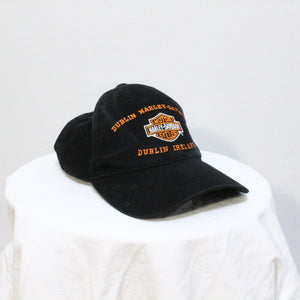 Harley Davidson Velcro Back Hat-NEWLIFE Clothing